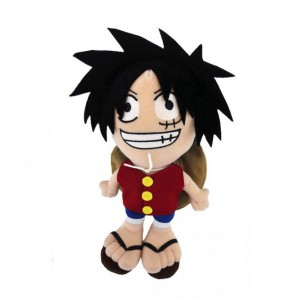 Pelúcia One Piece LUFFY (35cm)