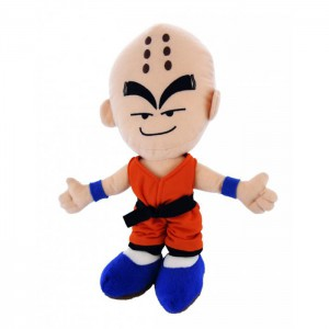 Pelúcia Dragon Ball KURIRIN (35cm)