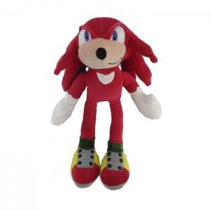 Pelúcia Turma Sonic KNUCKLES (35cm)
