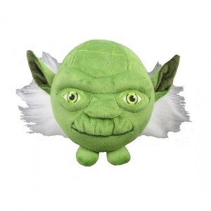 Pelúcia Star Wars YODA (16 cm)