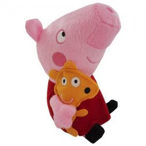 Pelúcia Turma Peppa Pig PEPPA (25 cm)