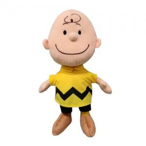Pelúcia Turma Charlie Brown CHARLIE BROWN (36cm)