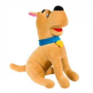 Pelúcia Turma do Scooby Doo - SCOOBY DOO (32cm)
