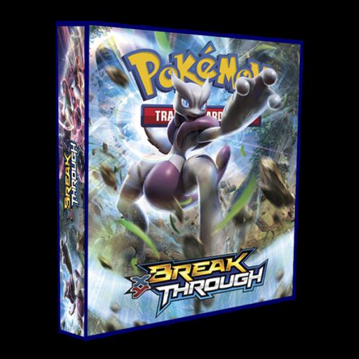 Álbum Pokémon XY BREAK THROUGH