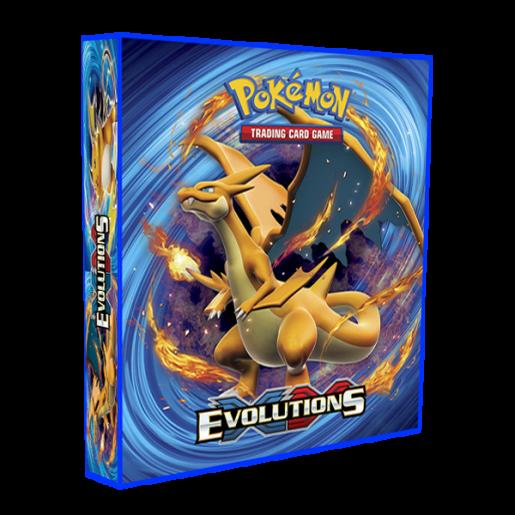 Álbum Pokémon XY EVOLUTION