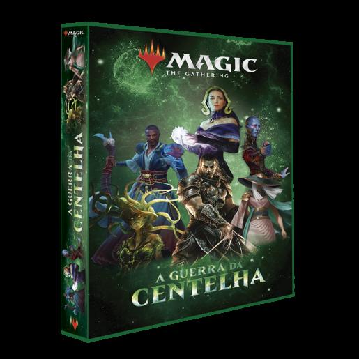 Álbum Magic GUERRA DA CENTELHA