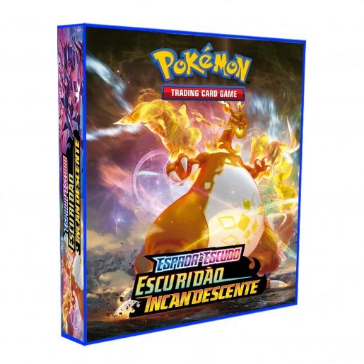 Álbum Pokémon ESPADA & ESCUDO Escuridão Incandescente