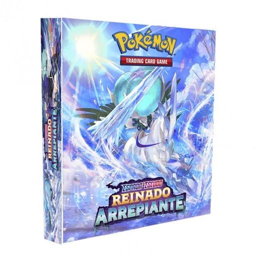 Álbum Pokémon ESPADA&ESCUDO; Reinado Arrepiante