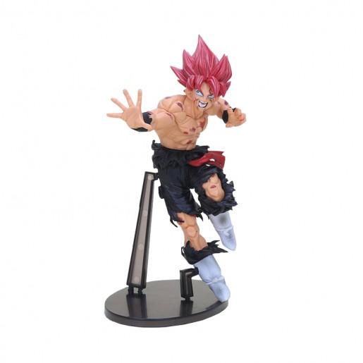 Action Figure DRAGON BALL SON GOKU RED (24 cm) - Importada