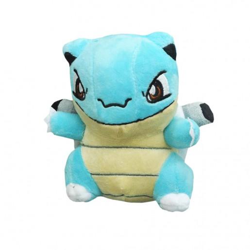 Pelúcia Turma Pokémon BLASTOISE (18 cm) - Importada