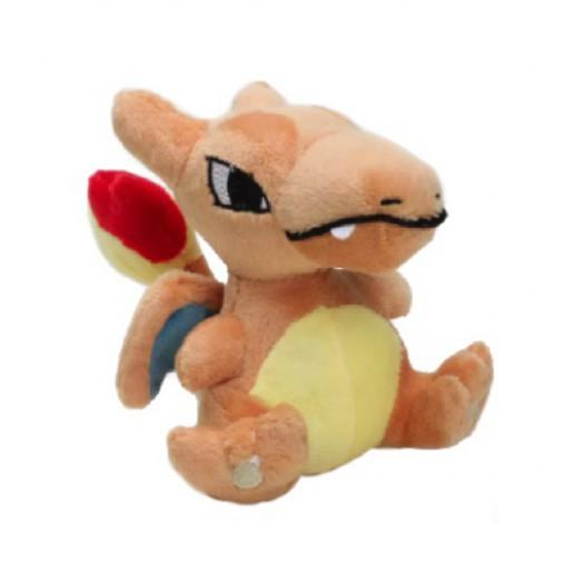 Pelúcia Turma Pokémon CHARIZARD Y MINI (15 cm) - Importada