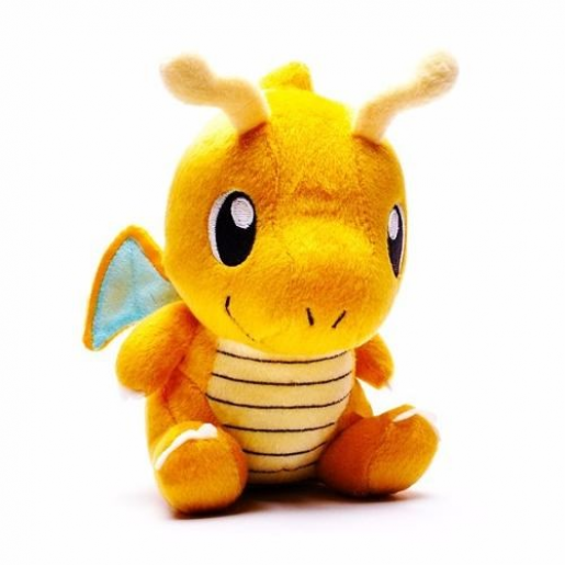 Pelúcia Turma Pokémon DRAGONITE MINI (15 cm) - Importada