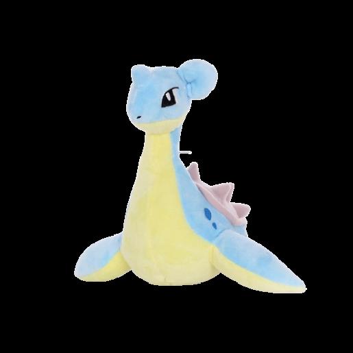 Pelúcia Turma Pokémon MEGA LAPRAS (20 cm) - Importada