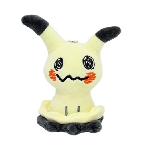 Pelúcia Turma Pokémon MIMIKYU MINI (15 cm) - Importada