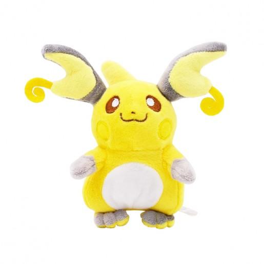 Pelúcia Turma Pokémon RAICHU (15 cm) - Importada