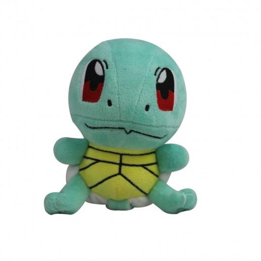 Pelúcia Turma Pokémon SQUIRTLE  MINI (15 cm) - Importada