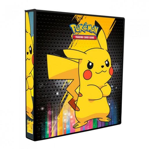 Álbum Pokémon PIKACHU