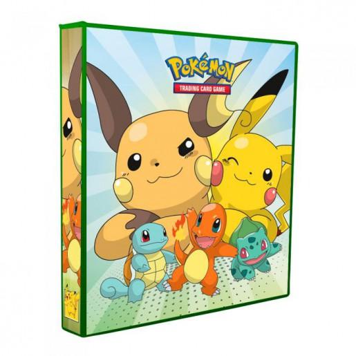 Álbum Pokémon  - PIKACHU e TURMA modelo 2
